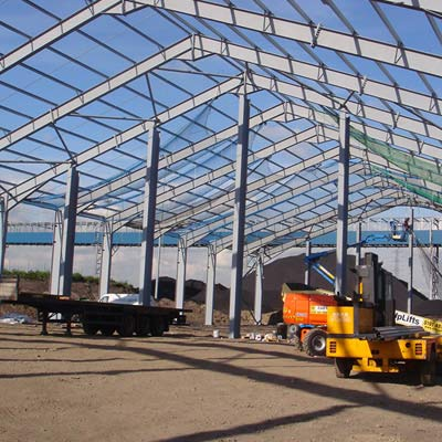 Steel Framed Structures